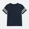 UNIQLO优衣库 幼儿 圆领T恤(短袖)39元包邮(已降20元)