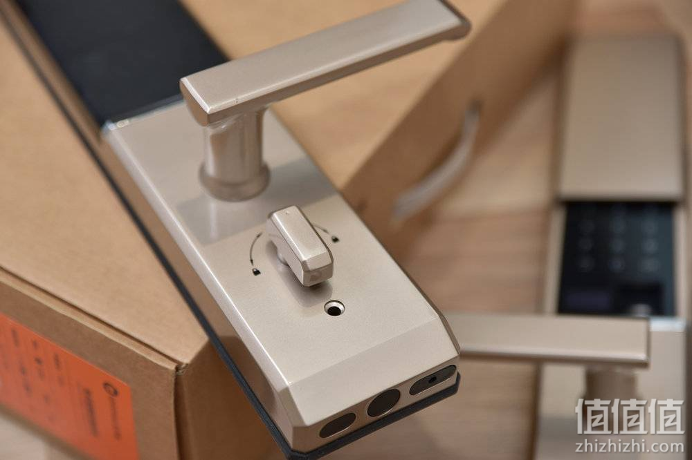 Spotmau 斑点猫 W300 智能电子指纹锁开箱