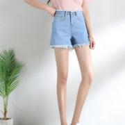 紫薇淑女 多款牛仔短裤女  24.9元包邮¥24.90 2.5折 比上一次爆料降低 ¥14.95