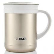 TIGER 虎牌 CWM-A035 保温杯 350ml 金灰色 +凑单品