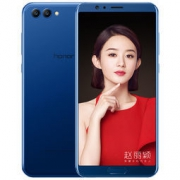 honor 华为 荣耀V10 标配版 4GB+64GB 极光蓝 全网通4G手机