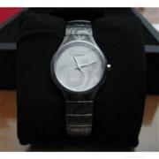 RADO 雷达 True真系列女士陶瓷腕表R27689102特价$318,转运约¥2116(不含税)