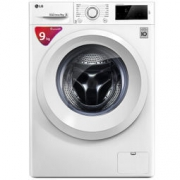 LG WD-L51VNG系列 9公斤 滚筒洗衣机 白色