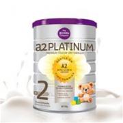 cw补货啦!A2 婴幼儿奶粉Platinum白金2段 6-12个月  900g特价AU$35.49,约¥172