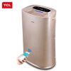 TCL TKJ306F-S8 家用负离子高效除雾霾甲醛空气净化器 带加湿功能¥799
