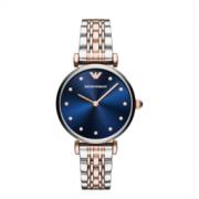 历史新低: EMPORIO ARMANI AR11092 女士时装腕表799元包邮(双重优惠)