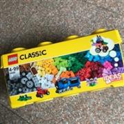 儿童节礼物之选~LEGO乐高 CLASSIC 基础系列 创意拼砌桶 10696