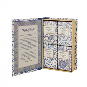 Prime会员: Morris & Co 植物精华皂礼盒50g4块装*3套