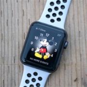 苹果 APPLE WATCH NIKE+ SERIES 3 GPS+ 蜂窝网络 42MM 两色码后特价$343.2,转运到手约2260元