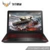 ASUS 华硕 飞行堡垒五代FX80 15.6英寸游戏笔记本电脑(i7-8750H、8G、128G+1T、GTX1050Ti 4G)火陨红黑6898元