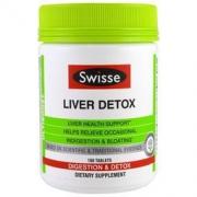 Swisse Ultiboost 肝脏排毒 消化和排毒 180片