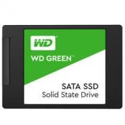 0点:WD 西部数据 Green系列 240GB 固态硬盘(WDS240G1G0A)379元包邮
