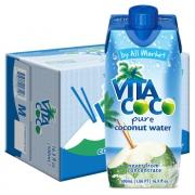 唯他可可(Vita Coco)   天然椰子水饮料 330ml*12瓶 整箱 马来西亚进口¥38
