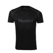 Marmot 土拨鼠 F54300 男士防晒 速干T恤
