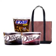 Dove 德芙 巧克力混合3口味 桶装 928g *2件80.8元(双重优惠)