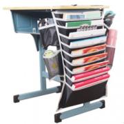 收纳神器 学生必备多功能课桌挂书袋 11.9元包邮¥11.90 2.7折