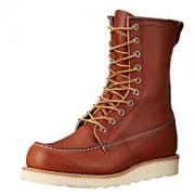 RED WING 红翼 Heritage Moc 877 男士 8英寸 工装靴$150(约¥1120)