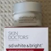 Skin Doctors祛斑美白提亮霜