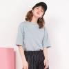 PHOEBE DARLING 纯色短袖T恤宽松打底 14.9元包邮¥14.90 3.0折 比上一次爆料降低 ¥4.1