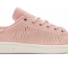 限尺码福利!adidas Originals Pink Suede Stan Smith女士运动鞋$49.00(折¥313.60)
