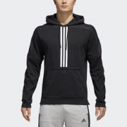 adidas 阿迪达斯 男士连帽运动卫衣$18.74(折¥119.94)
