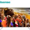 24日0点: Hisense 海信 LED50EC680US 50英寸 4K液晶电视 2499元包邮(需9元预定)¥2499.00 比上一次爆料降低 ¥100