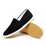 老北京防臭千层底布鞋¥9.90 1.4折