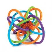 Manhattan Toy Winkel 曼哈顿 摇铃感官牙胶玩具