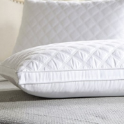 Nanjiren 南极人 全棉可水洗羽丝绒枕 一对装 74*48cm¥38.00 7.9折 比上一次爆料降低 ¥7