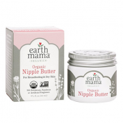 地球妈妈(Earth mama)  天然有机黄油乳头修护霜 60ml*3¥169