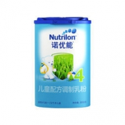 Nutrilon 诺优能 婴儿配方奶粉 中文版 4段 800g120元包邮