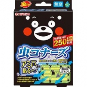 Kincho 金鸟 防虫防蚊纱窗专用贴 250枚 2盒装615日元约¥36