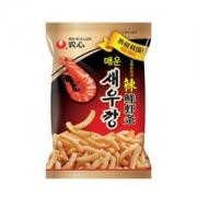 NONG SHIM 农心 辣味鲜虾条 90g *17件