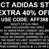 Jimmy Jazz 精选adidas 运动休闲款服饰鞋包低至5折+额外6折
