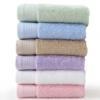 DAPU 大朴 精梳埃及长绒棉毛巾3条装  140g/条 34*76cm 折30元(199-100)¥30.00 3.0折