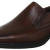 40码: ecco 爱步 New Jersey Slip-On 男款休闲鞋$58.35(折¥373.44) 4.9折