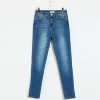 C&A 女式猫须磨白牛仔裤119.4元(已降80元)