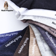 Hush Puppies 暇步士 男女款春季薄款棉袜 6双装
