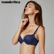 wonderbra  深蓝色女文胸女士内衣