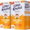 美国 Little Remedies 儿童润喉止痛棒棒糖 10支*2盒32元包邮海淘100元