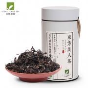 芯仙茗堂 东方美人高山有机乌龙茶 50g¥70