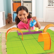 Learning Resources 迷宫编程老鼠早教玩具