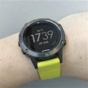 GARMIN 佳明 fenix 5 多功能运动户外GPS心率表特价$439.99,转运到手约2900元