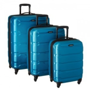 Samsonite 新秀丽 OMNI PC spinner 拉杆旅行箱 20寸+24寸+28寸 Caribbean Blue