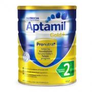Aptamil 爱他美 金装 幼儿奶粉 2段 900g *4件