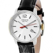COACH 蔻驰 BLEECKER系列 14601521 男士时装腕表105美元约¥669