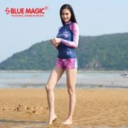 BLUE MAGIC 布奴迈基 分体式防晒长袖泳衣/潜水服 2色