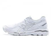 ASICS 亚瑟士 GEL-KAYANO 23 女士跑鞋 白色/白色银色 37