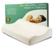 ECOLIFELATEX 乳胶护颈枕 PT3S(平滑低款) *2件 +凑单品443.53元包邮(多重优惠)