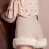 Lily Brown 绒毛下摆冬季款短裤JP¥1528.00(折¥90.61)